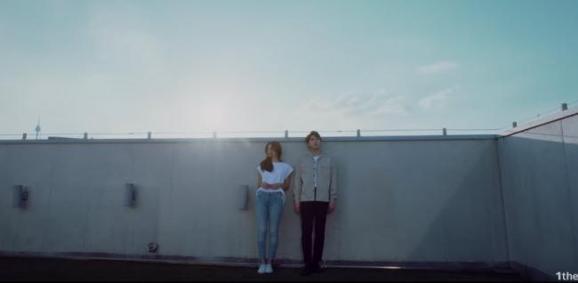 hình ảnh trong MV 9