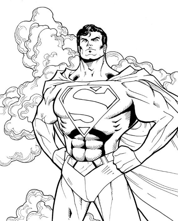 Chú siêu nhân oai vệ