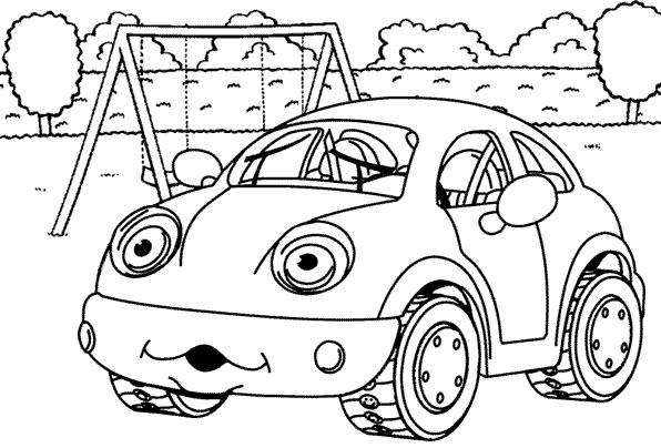 Chú ô tô đang huýt sáo