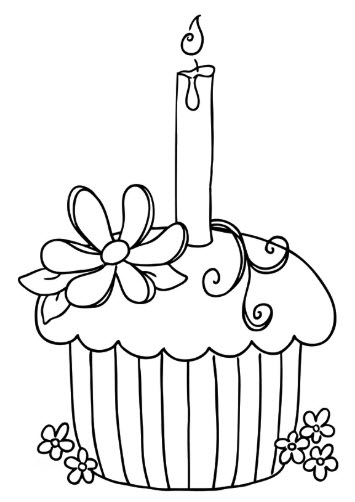 Tranh tô màu chủ đề bánh kẹo ngày giáng sinh cho bé ảnh 5