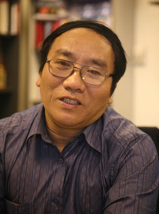 Nhà thơ Trần Đăng Khoa sáng tác bài Mưa khi mới lên 9 tuổi