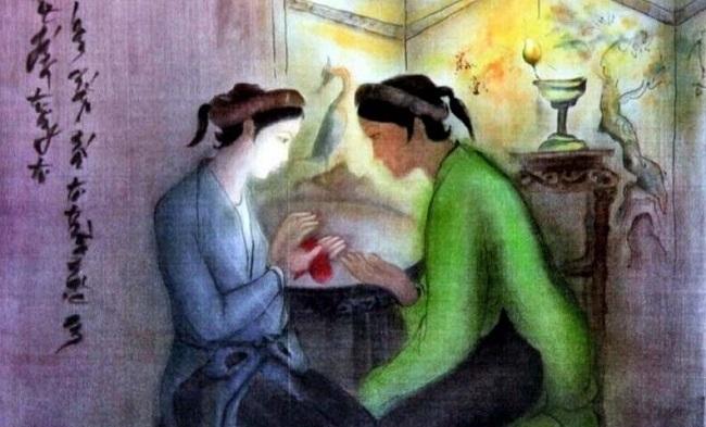 Phân tích đoạn trích Trao duyên trong Truyện Kiều (Nguyễn Du)