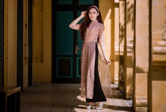 Giới thiệu về chiếc áo dài ViệtNam