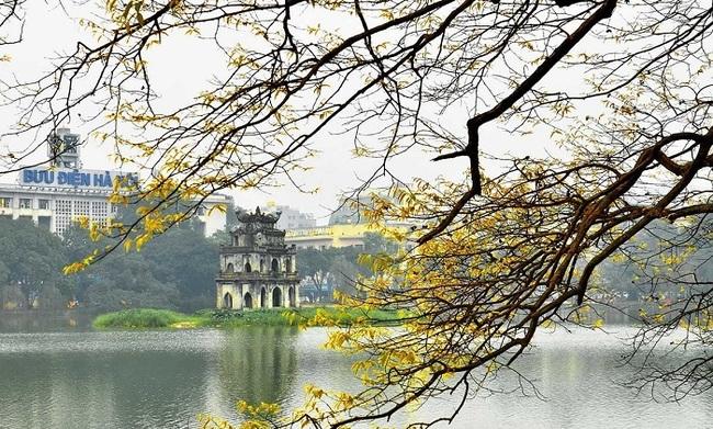 Giới thiệu một danh lam thắng cảnh ở quê em - Hồ Gươm