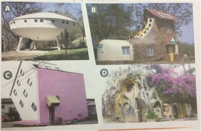 Which house do you want to live in...