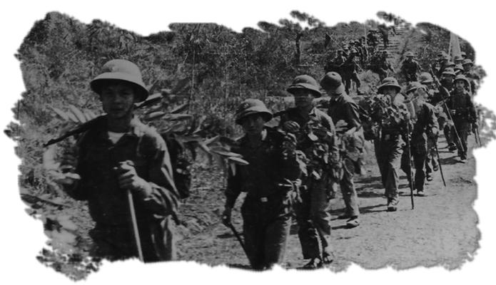 Hình ảnh người lính Tây Tiến