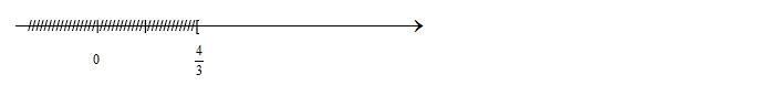 Giải bài 23 trang 47 sgk Toán 8 tập 2 câu c