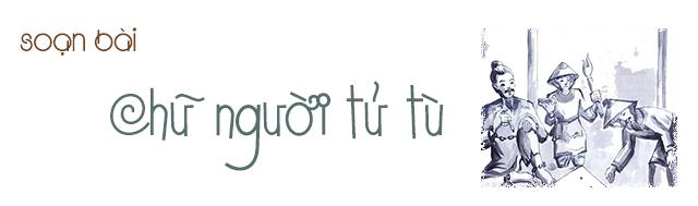 Soạn bài Chữ người tử tù (Nguyễn Tuân)