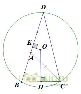 Bài 12 trang 72 SGK Toán 9 tập 2