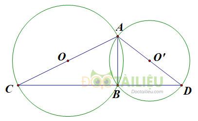 Bài 20 trang 76 SGK Toán 9 tập 2