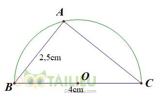 Bài 25 trang 76 SGK Toán 9 tập 2
