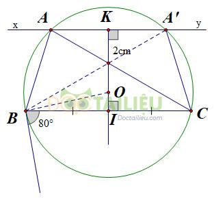Bài 99 trang 105 SGK Toán 9 tập 2