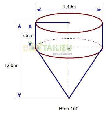 Bài 27 trang 119 SGK Toán 9 tập 2