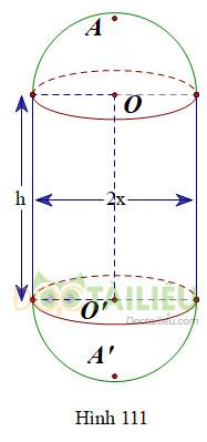 Bài 36 trang 126 SGK Toán 9 tập 2