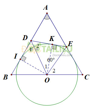 Bài 7 trang 134 SGK Toán 9 tập 2