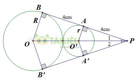 Bài 8 trang 134 SGK Toán 9 tập 2