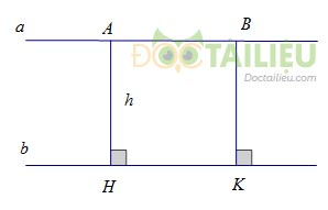 Lý thuyết Đường thẳng song song với một đường thẳng cho trước