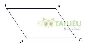 Lý thuyết Hình bình hành và các dạng bài cơ bản ảnh 1