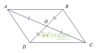 Lý thuyết Hình bình hành và các dạng bài cơ bản ảnh 2