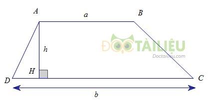 Lý thuyết diện tích hình thang và các bài tập thường gặp ảnh 2