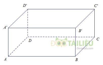 Hình hộp chữ nhật: Lý thuyết và cách làm các dạng bài thường gặp ảnh 2