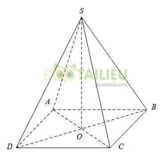 Lý thuyết Hình chóp đều và hình chóp cụt đều ảnh 2