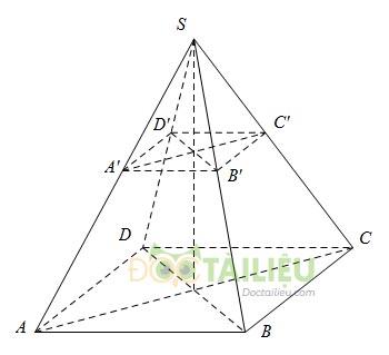 Lý thuyết Hình chóp đều và hình chóp cụt đều ảnh 4