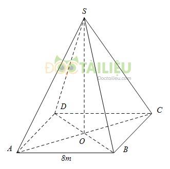 Lý thuyết Hình chóp đều và hình chóp cụt đều ảnh 5