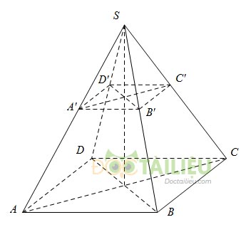 Lý thuyết chương 4 phần Hình học: Hình lăng trụ đứng, hình chóp đều ảnh 4