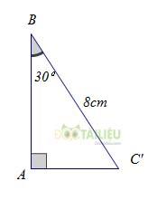 Lý thuyết Tỉ số lượng giác của góc nhọn và các dạng bài thường gặp ảnh 2