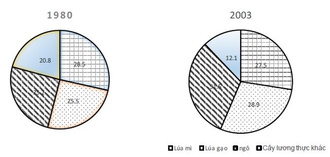 Đề thi thử THPT Quốc gia 2020 môn Địa có đáp án ( Mã đề 320) - Hình ảnh 1