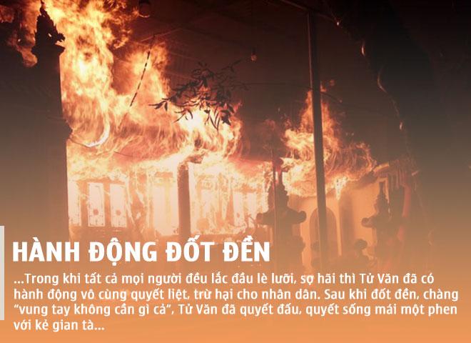 Hanh dong Ngo Tu Van dot den