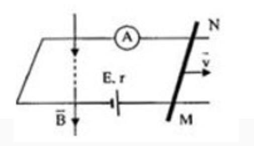 Cho mạch điện như hình vẽ, nguồn có suất điện động E=1,5V, điện trở trong  , hình ảnh
