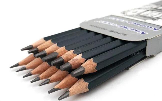 thuyết minh về cây bút chì: bút chì nét đậm