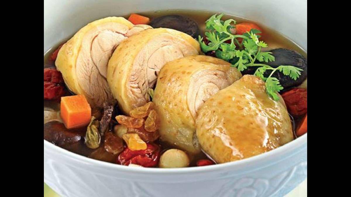 ga mia muoi 2 - Tổng hợp những món ngon từ thịt gà