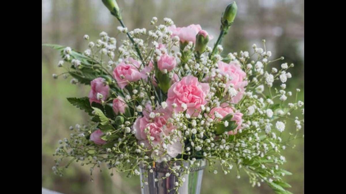Cách cắm hoa đẹp ngày tết