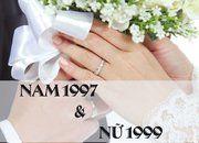 Chồng 1997 vợ 1999 có hợp nhau không