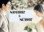 Chồng 1997 vợ 1997 có hợp nhau không