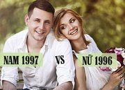 Chồng 1997 vợ 1996 có hợp nhau không