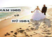 Chồng 1985 vợ 1984 có hợp nhau không