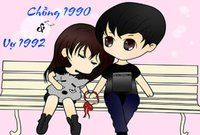 Xem tuổi chồng 1990 và vợ 1992 có hợp nhau không