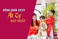 Tuổi xông nhà Ất Tỵ 2019 đẹp nhất mang lại may mắn cho cả năm