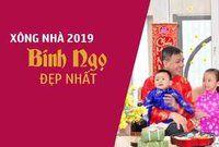 Xem tuổi xông nhà Bính Ngọ 2019 đem may mắn đến cho gia đình