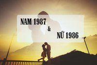 Chồng 1987 vợ 1986 có hợp nhau không