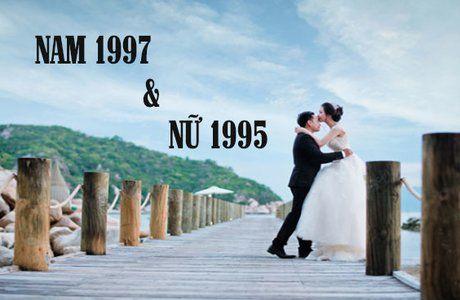Chồng 1997 vợ 1995 có hợp nhau không